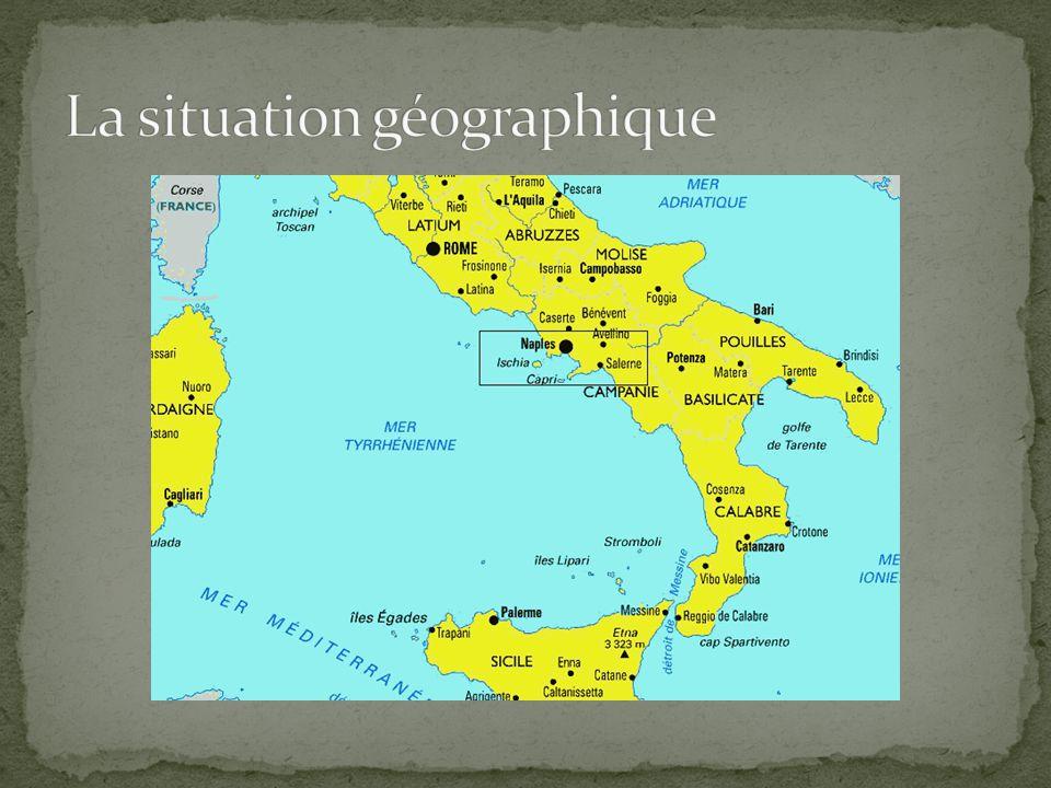 La situation géographique