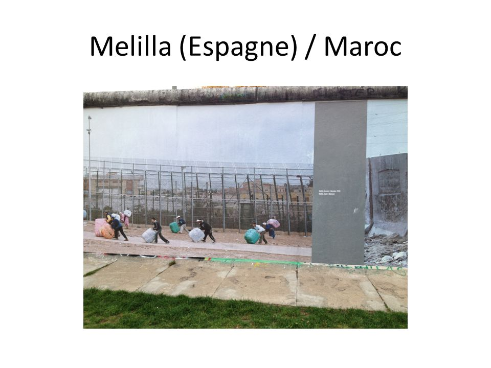 Melilla (Espagne) / Maroc