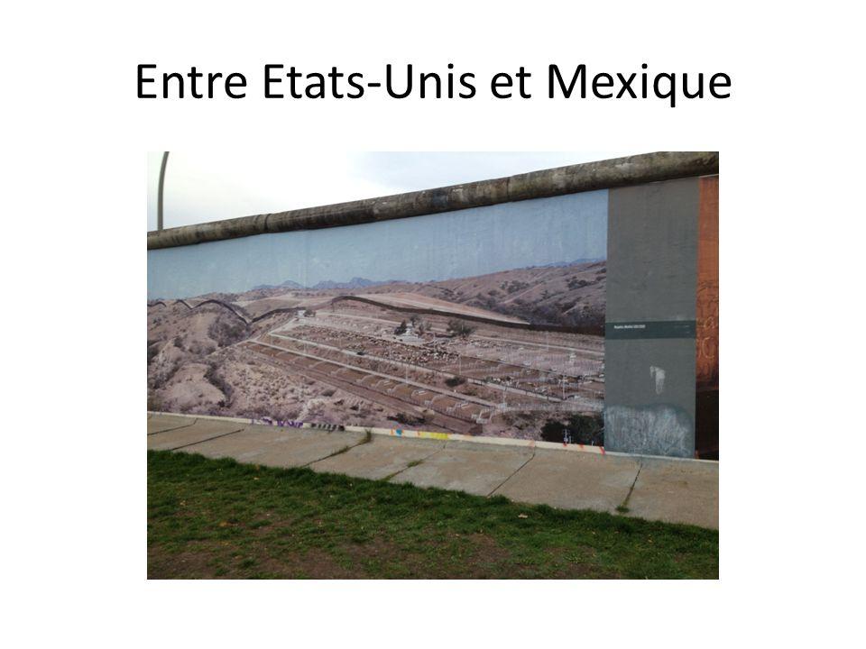 Entre Etats-Unis et Mexique