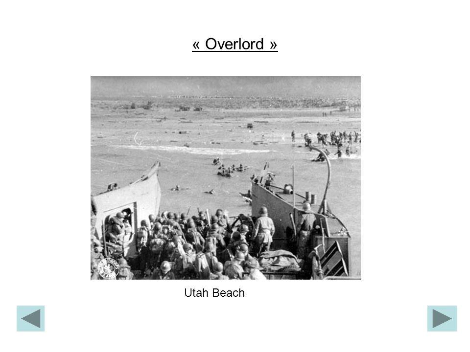 « Overlord » Utah Beach