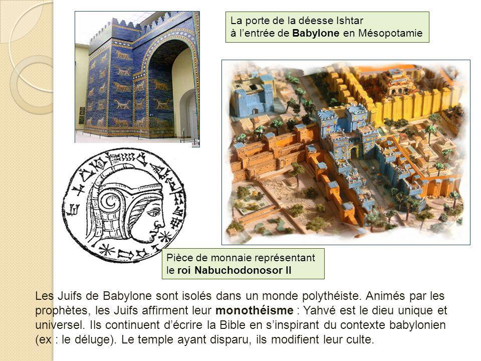 La porte de la déesse Ishtar