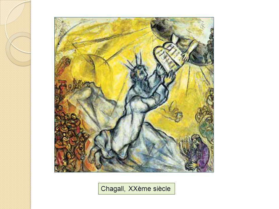 Chagall, XXème siècle