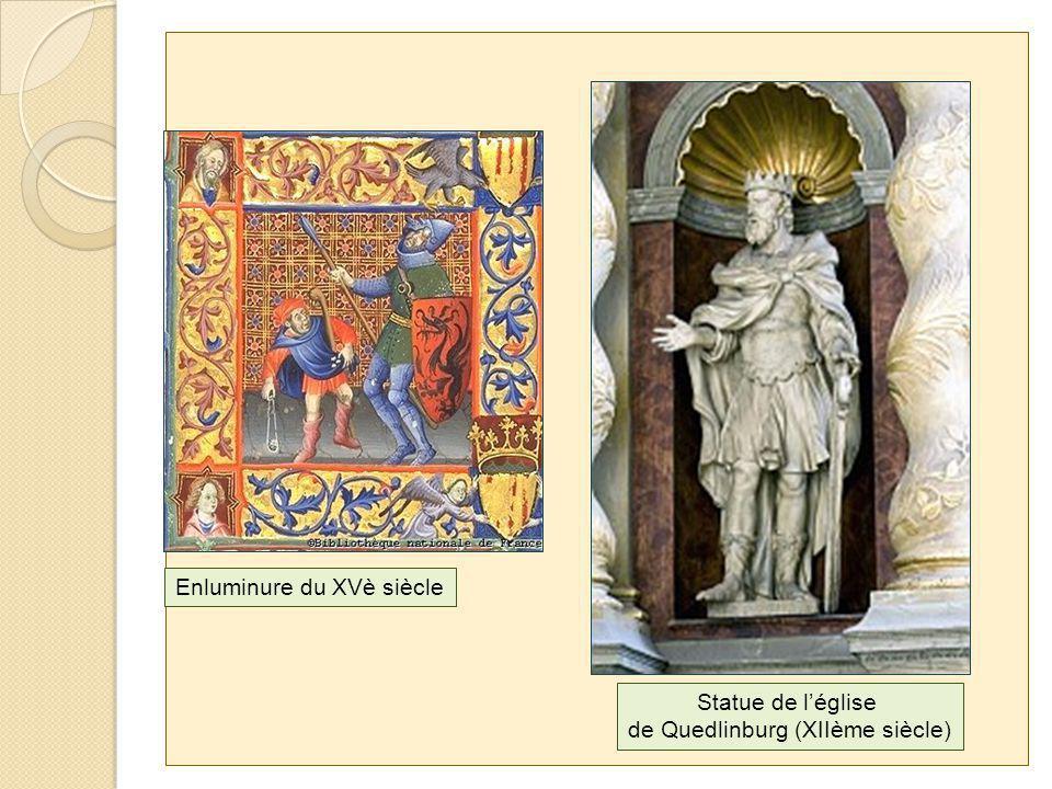 Enluminure du XVè siècle