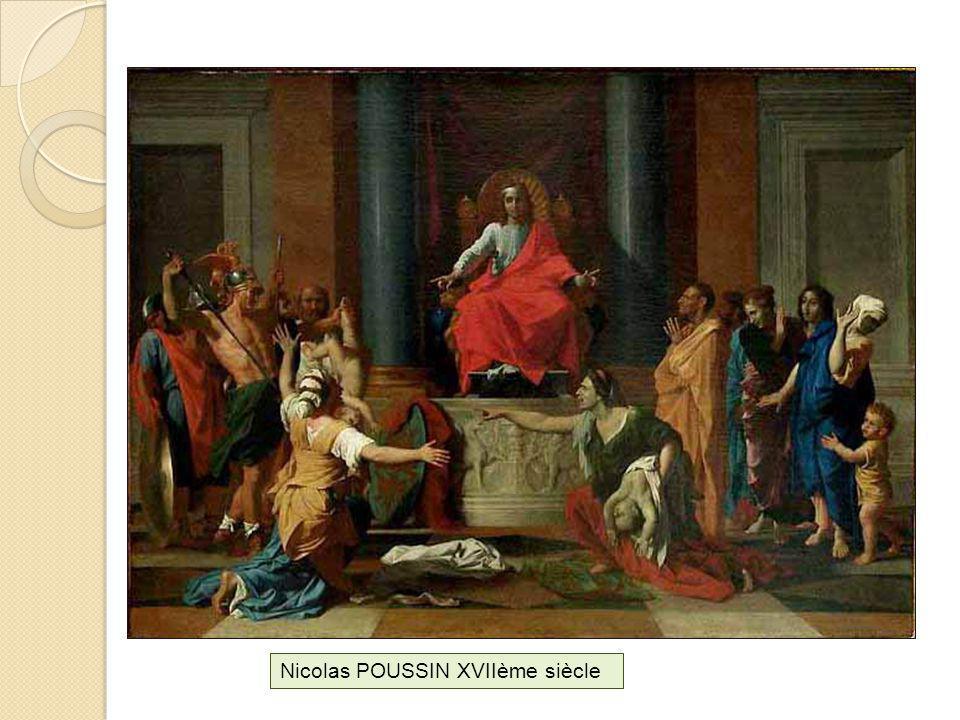 Nicolas POUSSIN XVIIème siècle