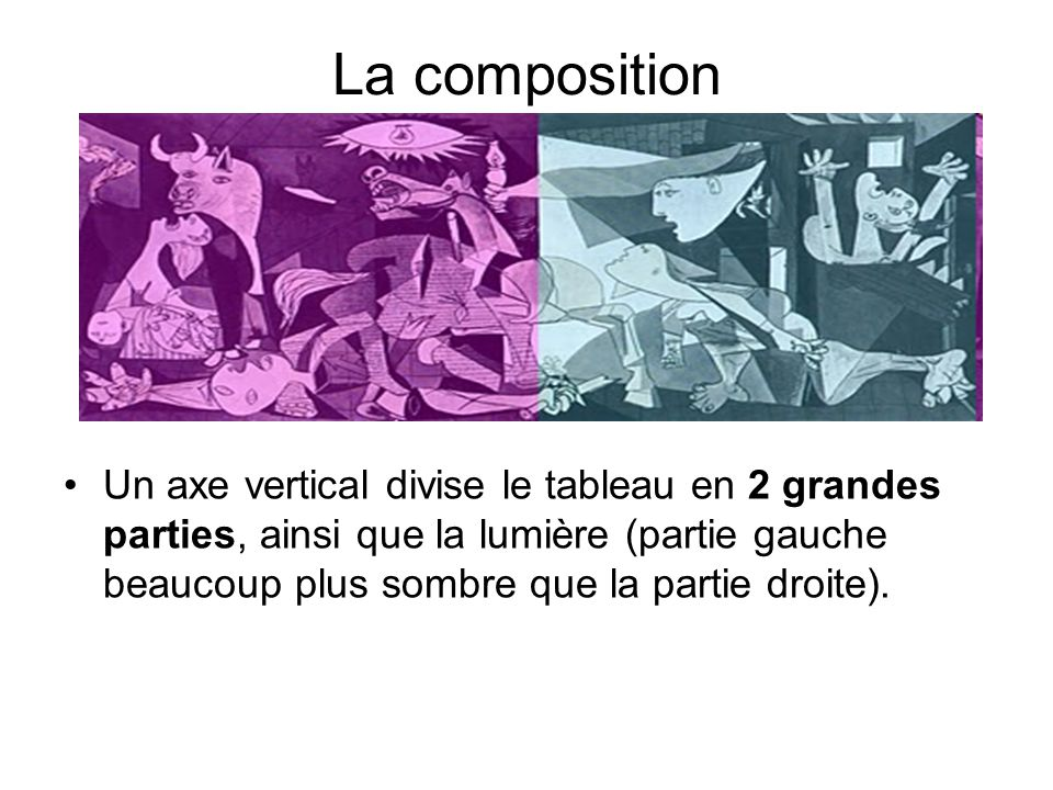 La composition