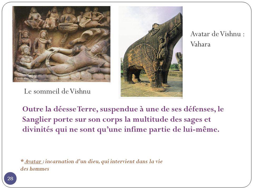 Avatar de Vishnu : Vahara