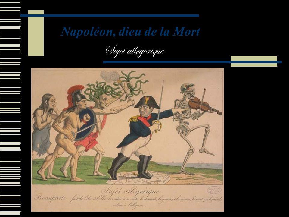 Napoléon, dieu de la Mort