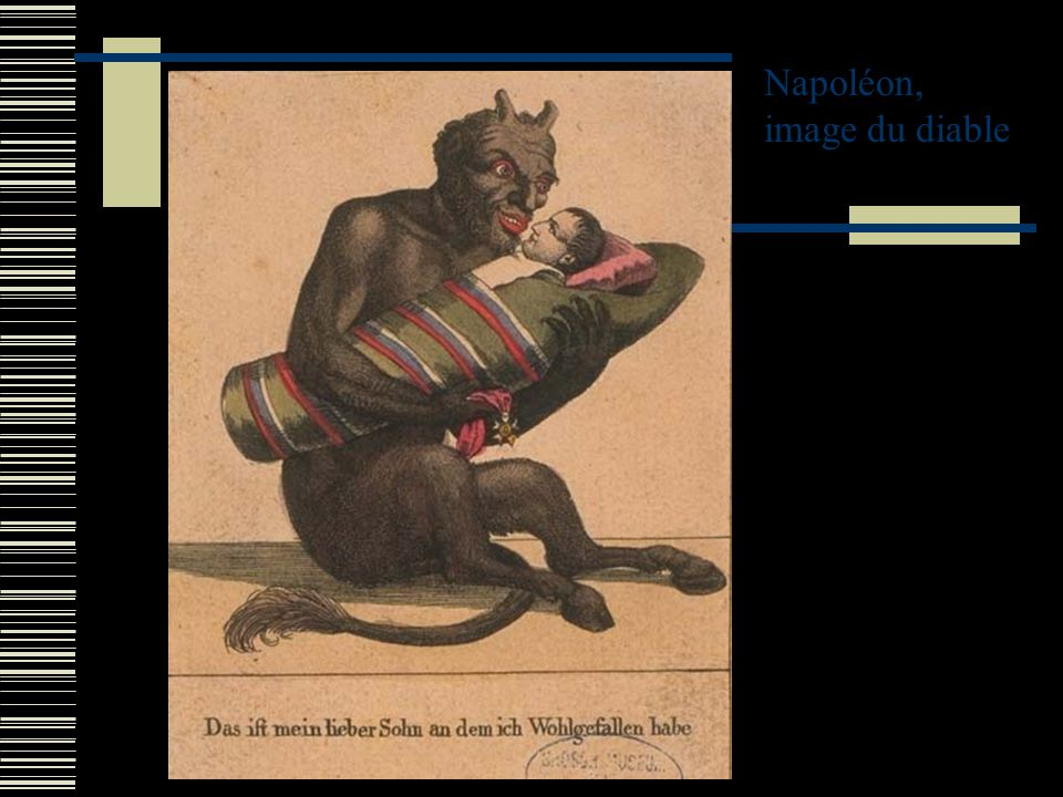 Napoléon, image du diable