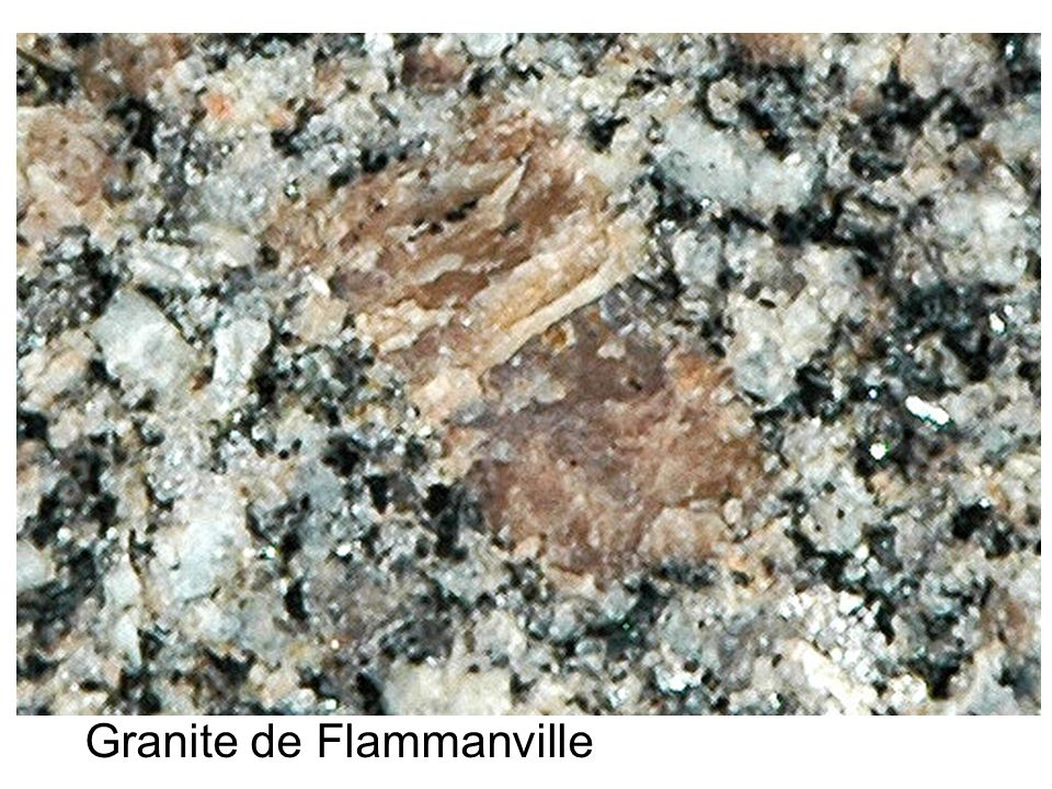 Granite de Flammanville