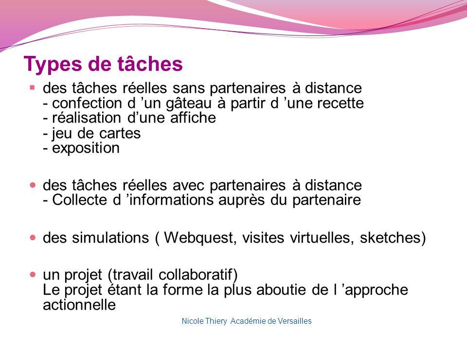 Nicole Thiery Académie de Versailles