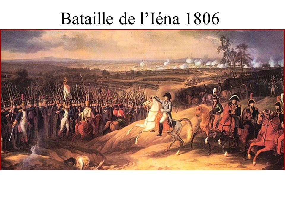 Bataille de l'Iéna 1806