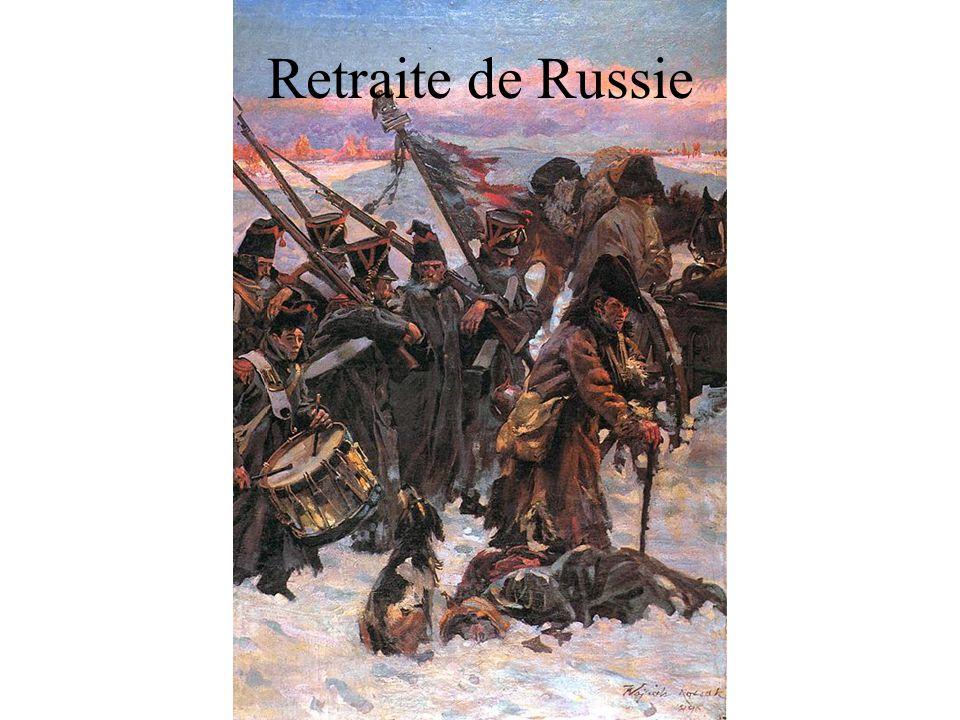 Retraite de Russie
