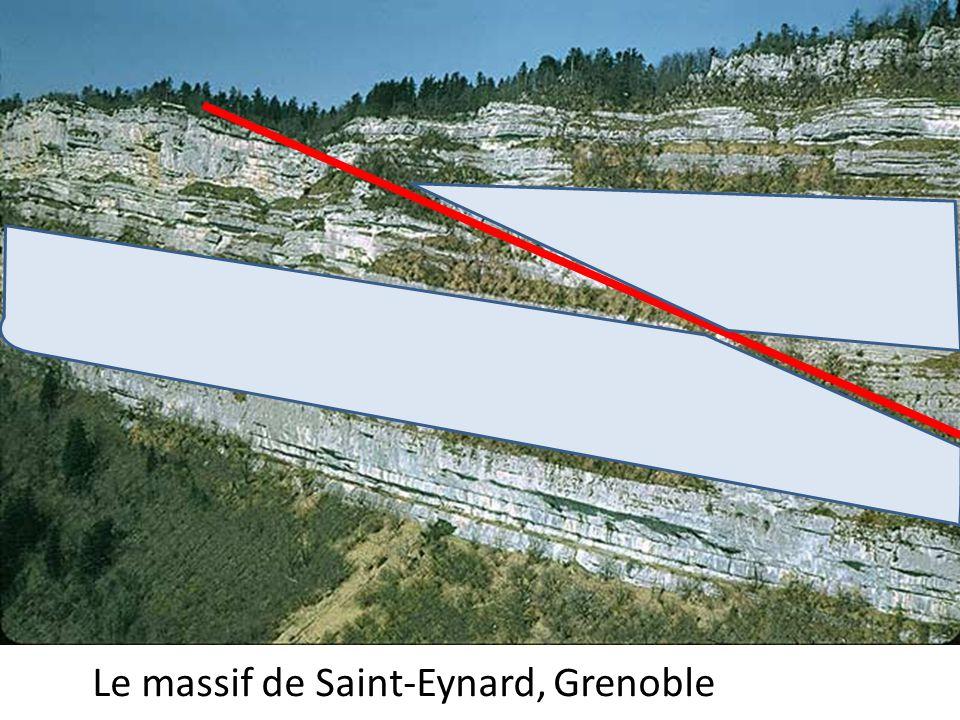 Le massif de Saint-Eynard, Grenoble