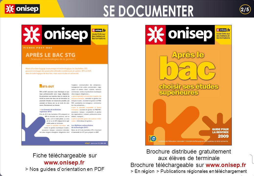SE DOCUMENTER Brochure distribuée gratuitement