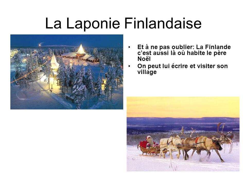 La Laponie Finlandaise