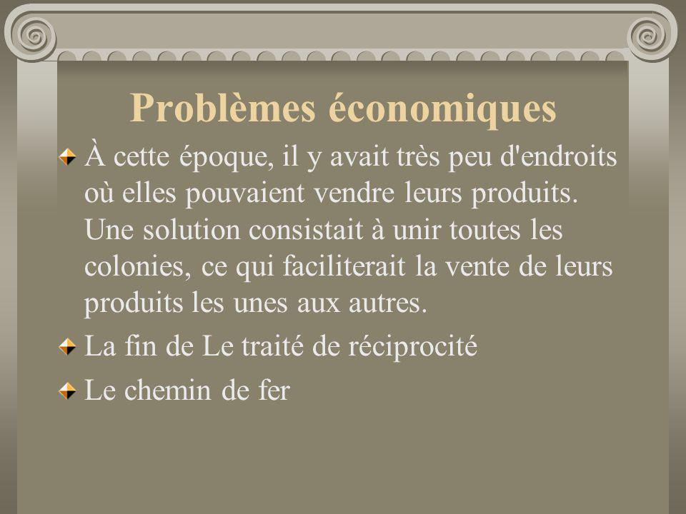 Problèmes économiques