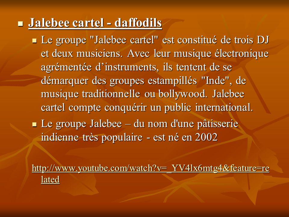 Jalebee cartel - daffodils