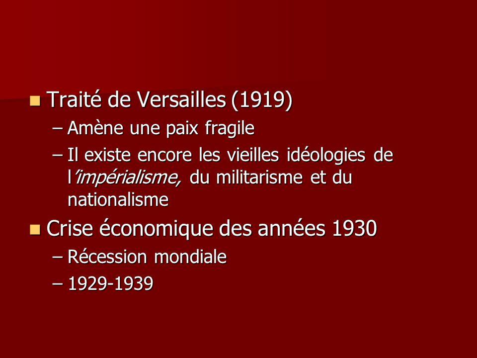 Traité de Versailles (1919)