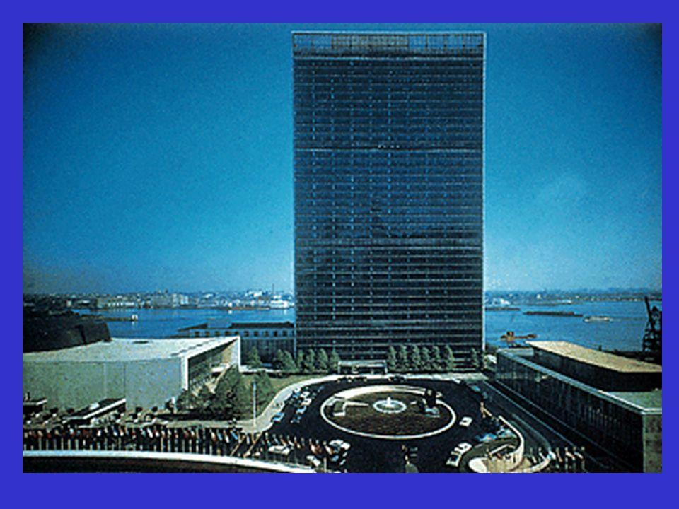 Siège des Nations Unies