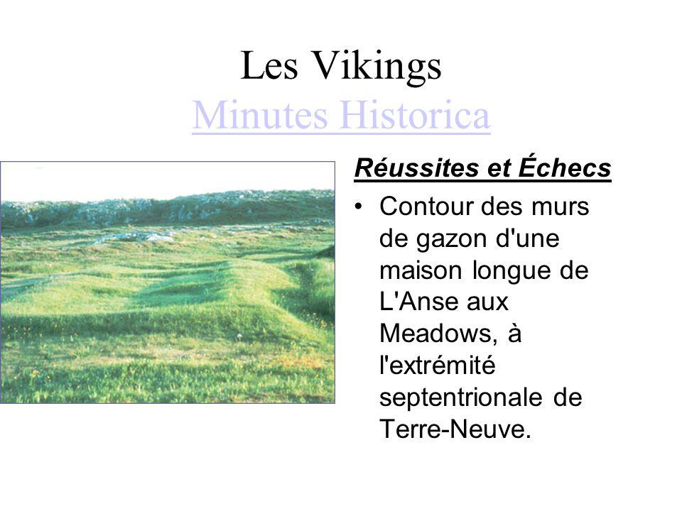Les Vikings Minutes Historica