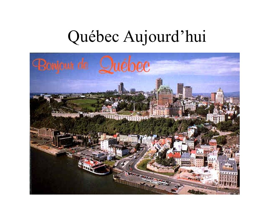 Québec Aujourd'hui