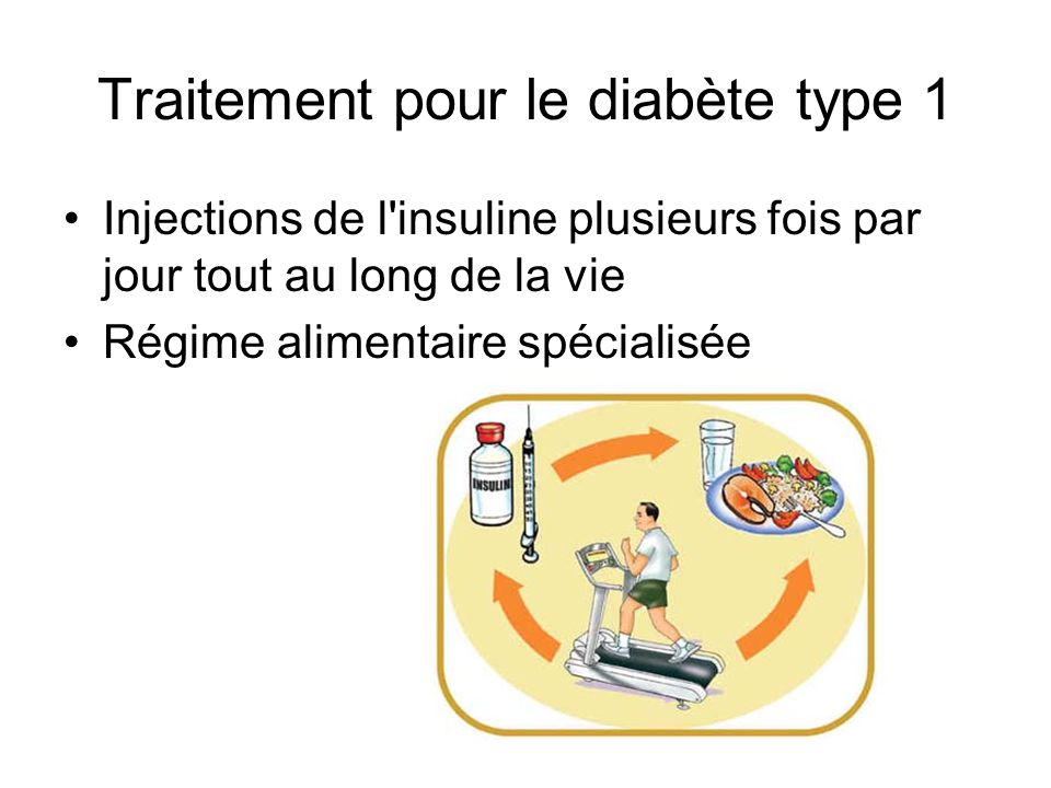 Traitement pour le diabète type 1
