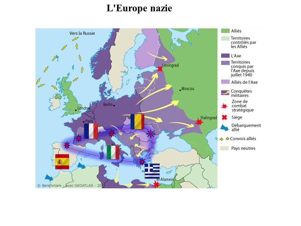 L Europe nazie