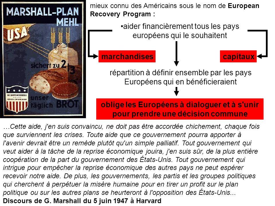 aider financièrement tous les pays européens qui le souhaitent