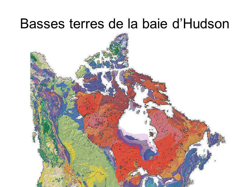 Basses terres de la baie d'Hudson