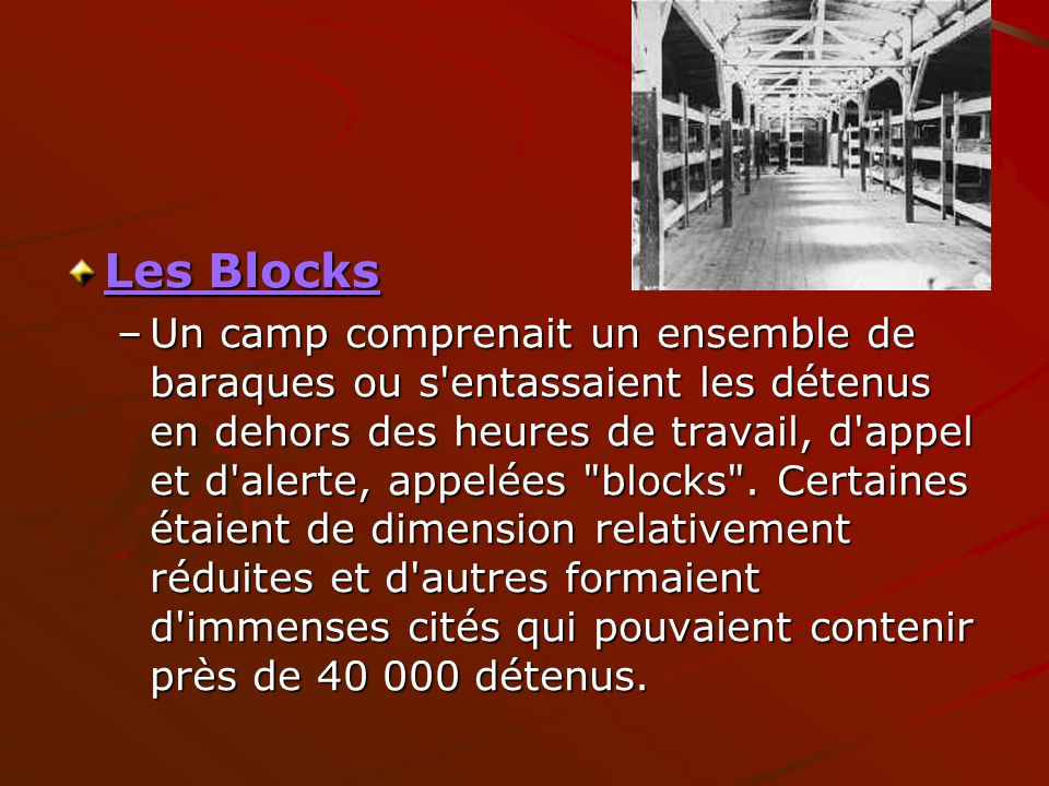 Les Blocks