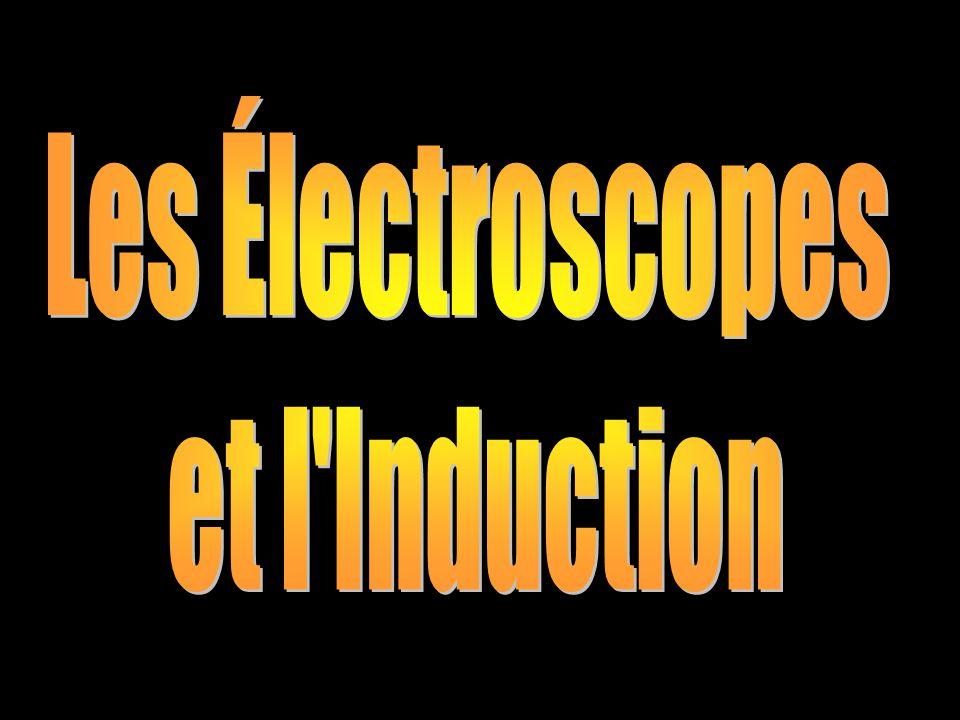 Les Électroscopes et l Induction