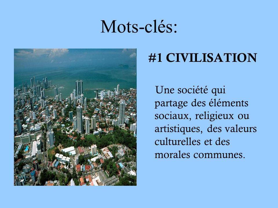 Mots-clés: #1 CIVILISATION