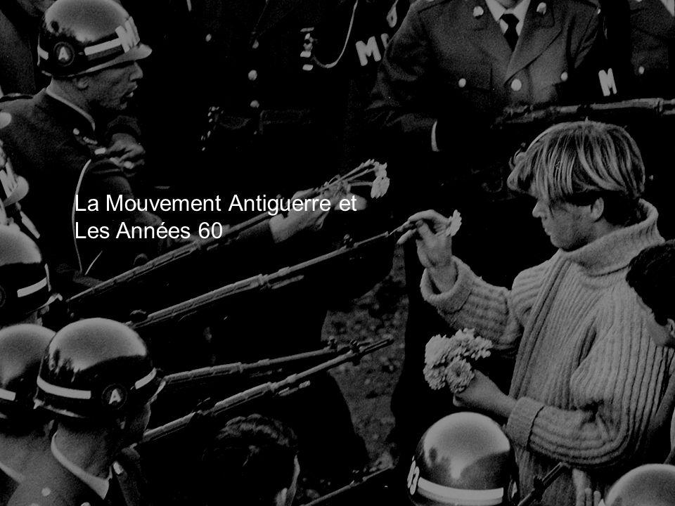 La Mouvement Antiguerre et