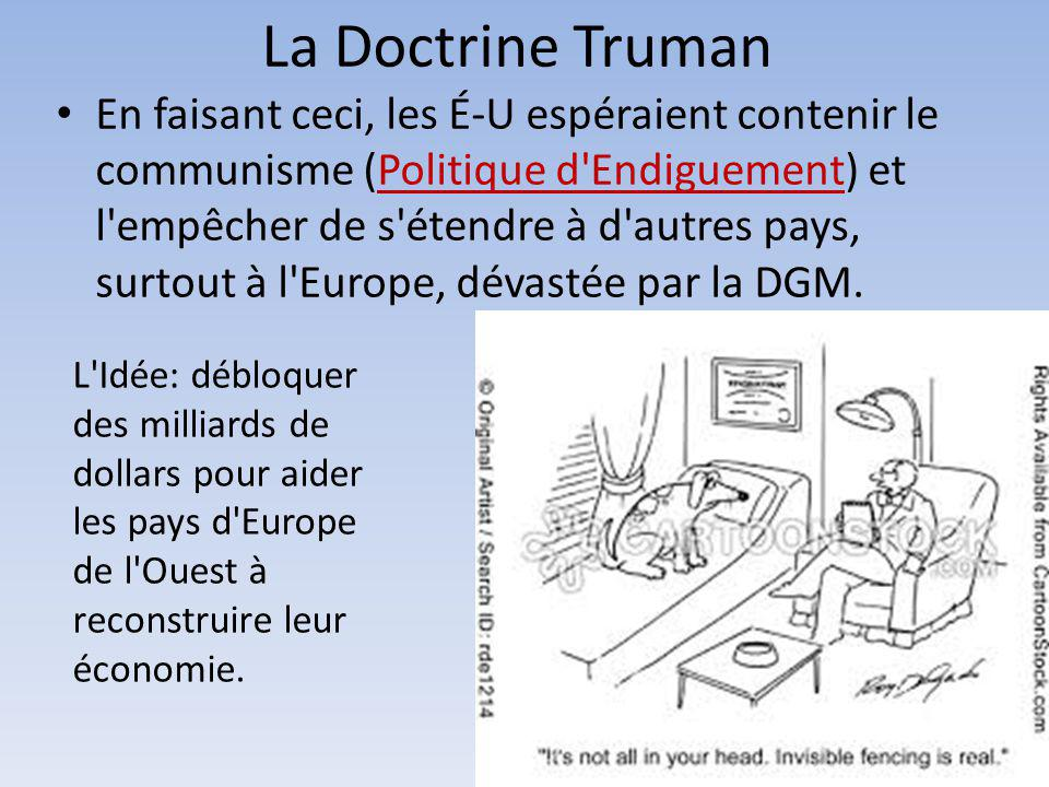La Doctrine Truman