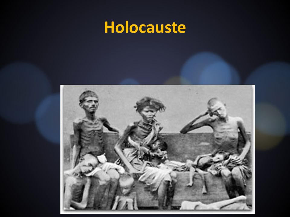 Holocauste Transparent light effect (Basic)