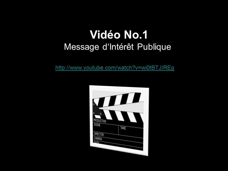 Message d'Intérêt Publique