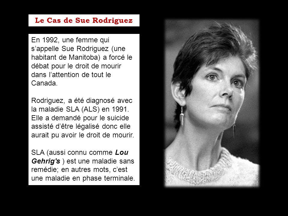 Le Cas de Sue Rodriguez