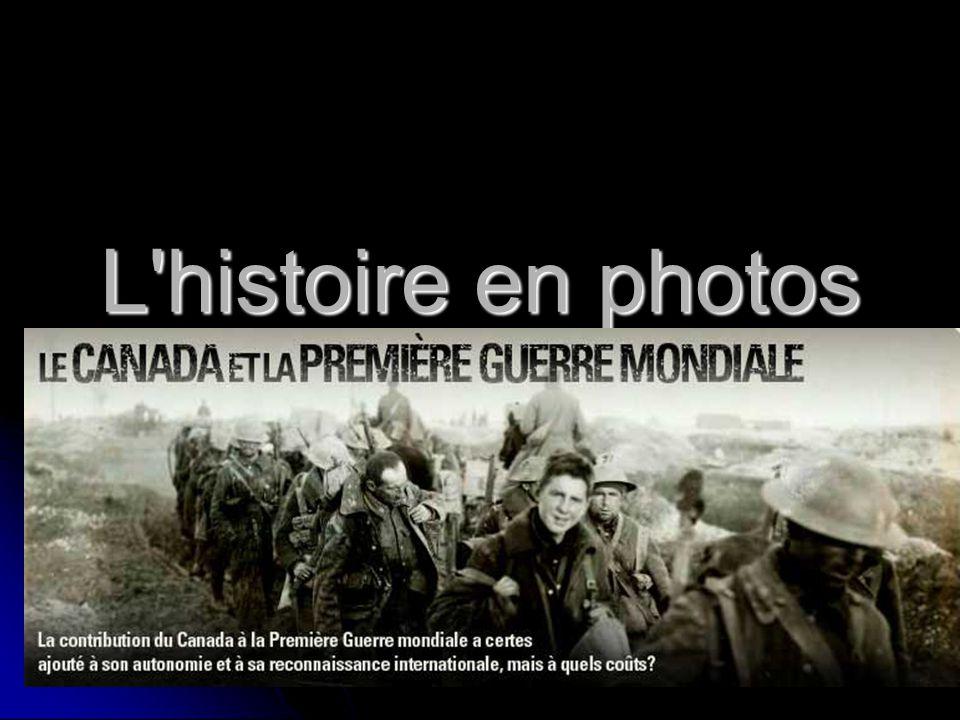 L histoire en photos