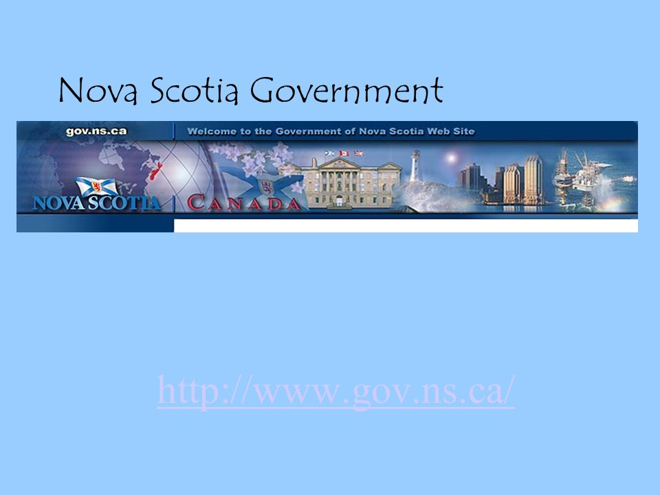 Nova Scotia Government