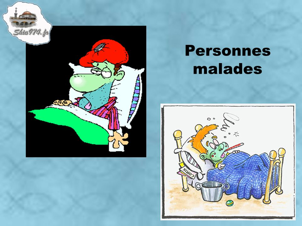 Personnes malades