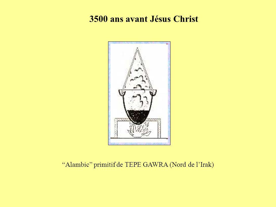 Alambic primitif de TEPE GAWRA (Nord de l'Irak)