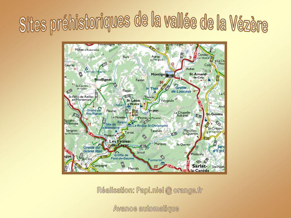 Sites préhistoriques de la vallée de la Vézère