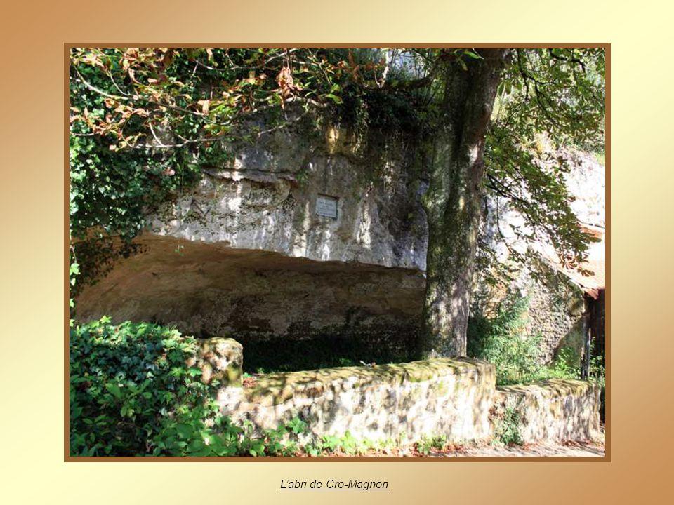 L'abri de Cro-Magnon