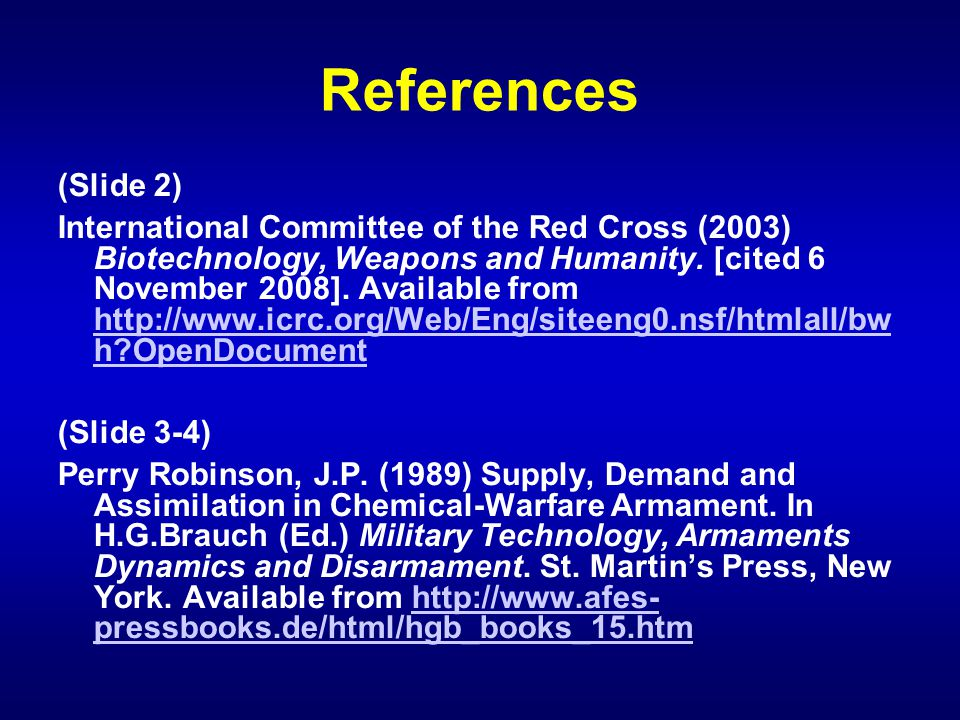 References (Slide 2)