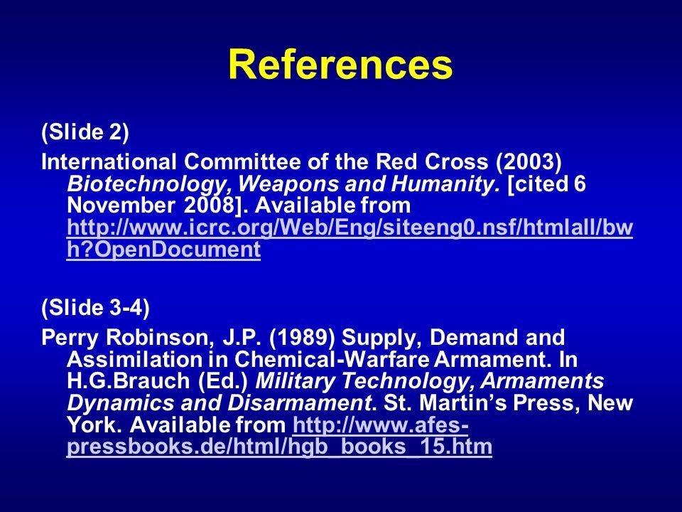 References (Slide 2)