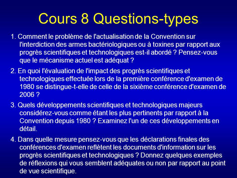 Cours 8 Questions-types