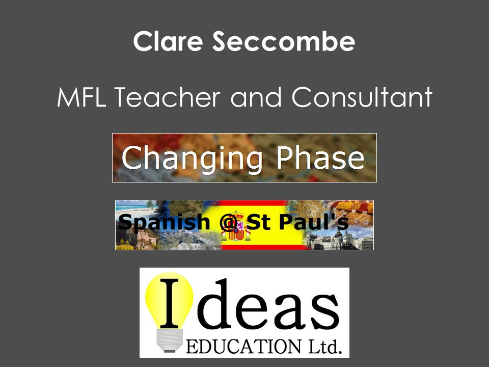 MFL Teacher and Consultant