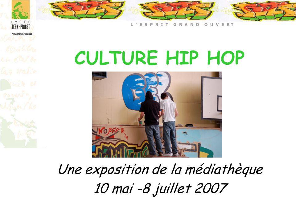 Une exposition de la médiathèque 10 mai -8 juillet 2007