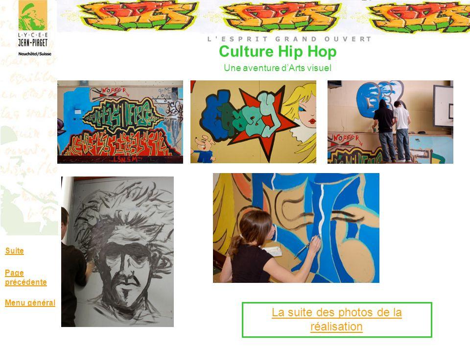 Culture Hip Hop Une aventure d'Arts visuel