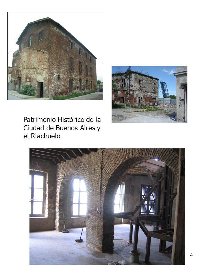 Patrimonio Histórico de la